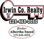 Irwin County Realty